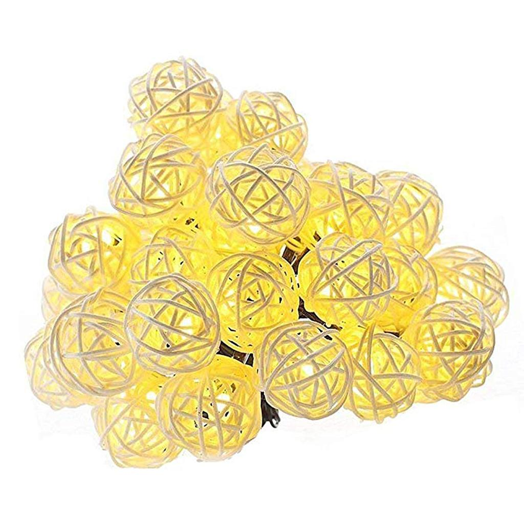 Plug Powered LED Sepaktakraw Light String 5M/10M 110V/220V