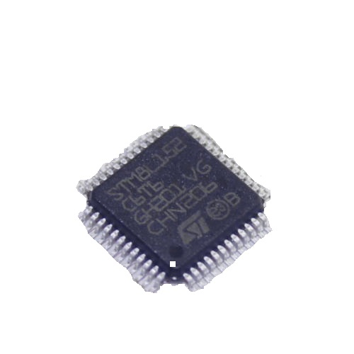ST Chip STM8L152C6T6 LQFP48 Microcontroller Flash STM8L152C6T6