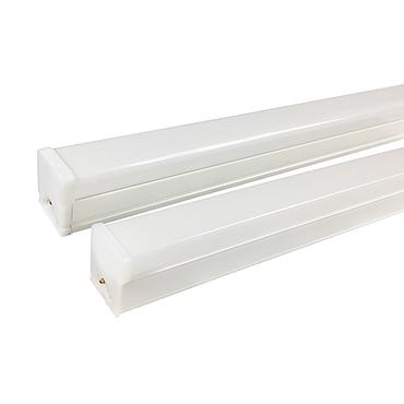 T5 Rectangle LED Light Tube 0.3m/0.6m/0.9m/1m/1.2m AC 160V-260V Emitting White/Warm White
