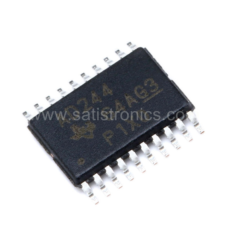 TI SN74ACT244PWRG4 TSSOP-20 Chip Non-inverting Buffer
