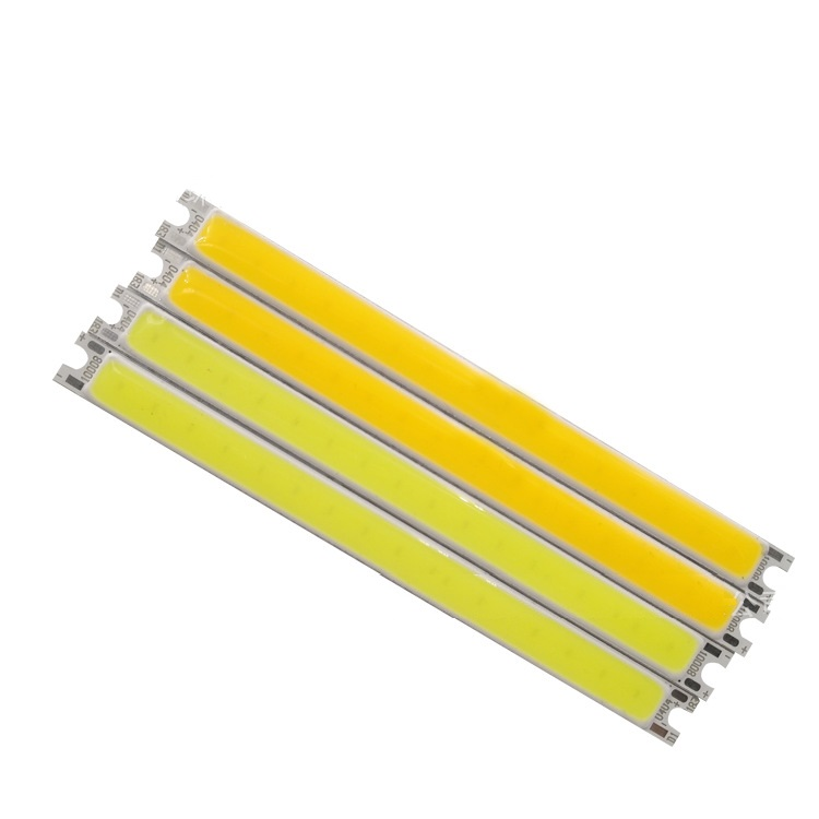 3W LED COB Light Bar Module 100*8mm 12V 260mA Warm White/ White