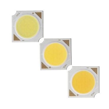 3W/5W/7W/10W/12W Square LED COB Light 14*14mm PCB 11*11mm Emitting Area Warm / Natural White/ White