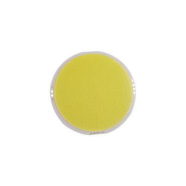 60W LED COB Module LED COB Round Panel DC 12V 108mm PCB 100mm Emitting Area