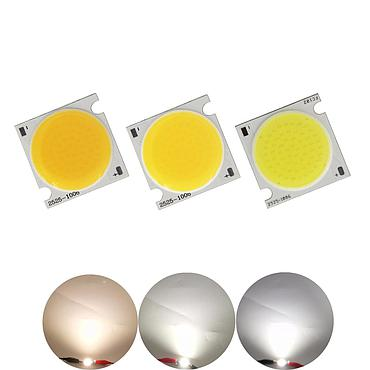 15W /18W /20W /24W/30W Square LED COB Light 25*25mm PCB 23mm Emitting White Warm/ Natural White