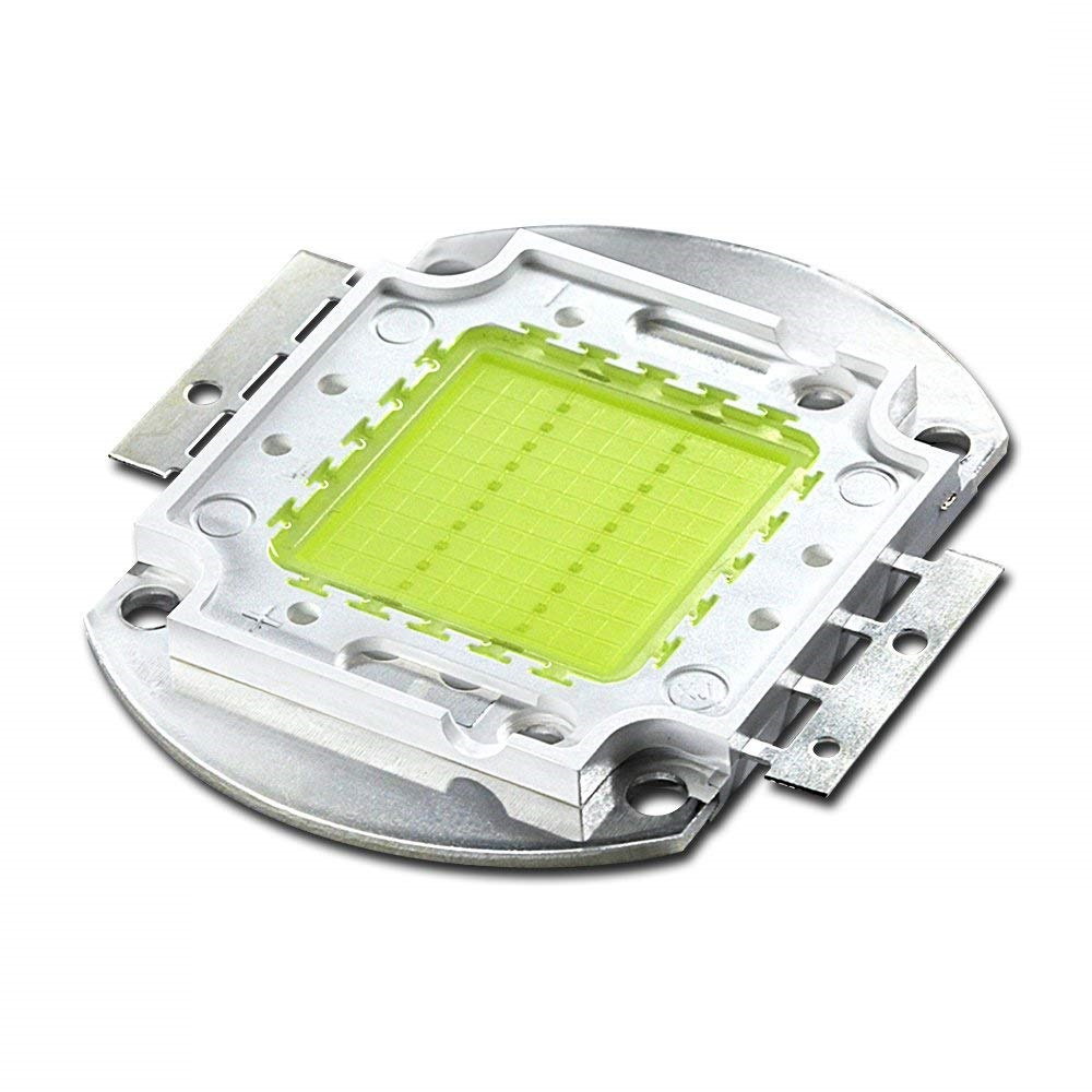 20W High Power LED Emitter White 2700-35000K Elliptical Holder