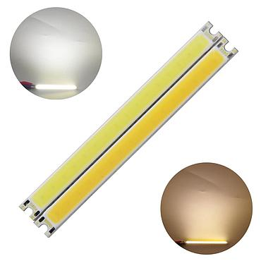5W LED COB Light Bar Module 100*8mm Warm White/ White DC 12V