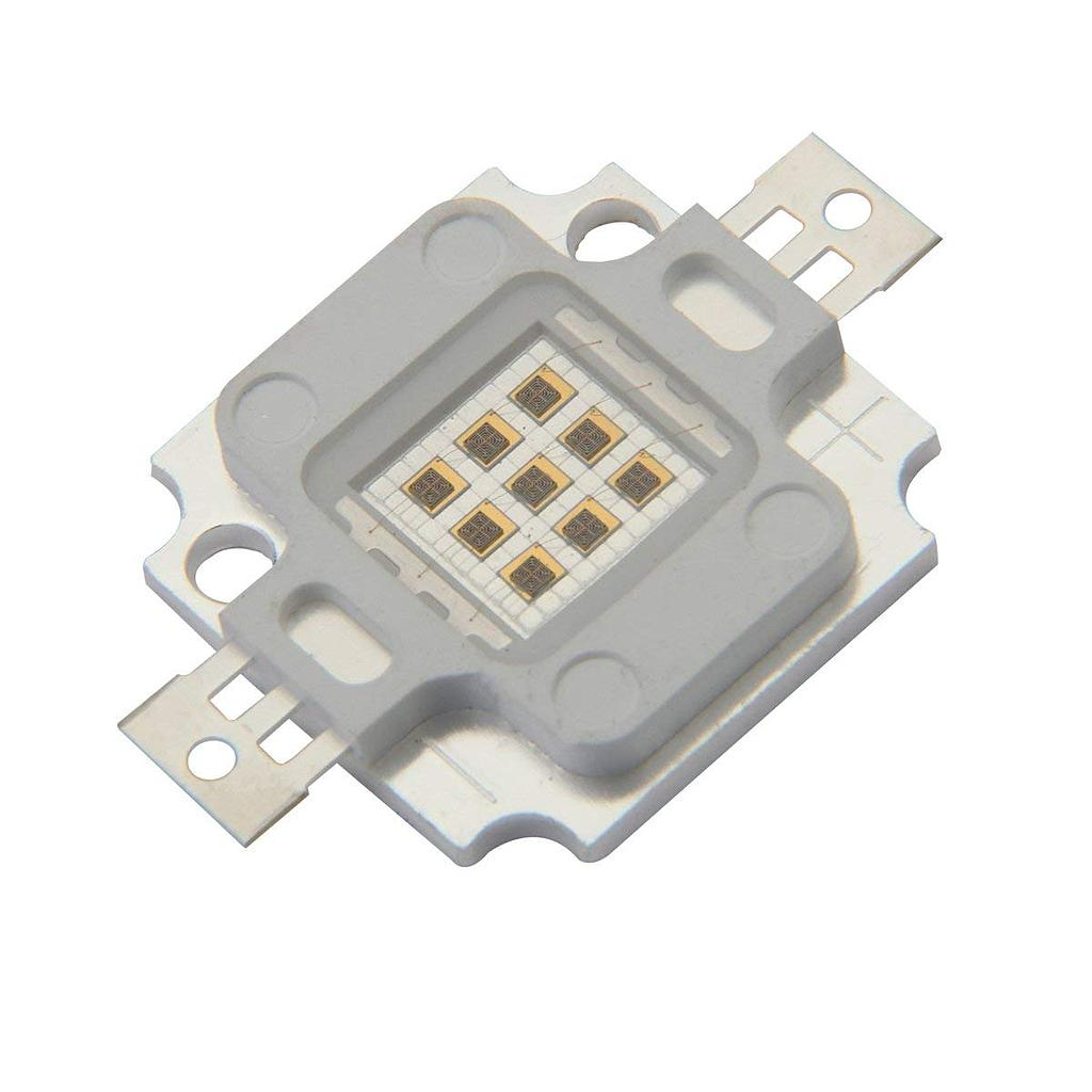 10W High Power LED Emitter IR 685-690nm/ 730-740nm/ 800-805nm/ 805-808nm/ 760-770nm/ 970-980nm/ 1000-1050nm LED