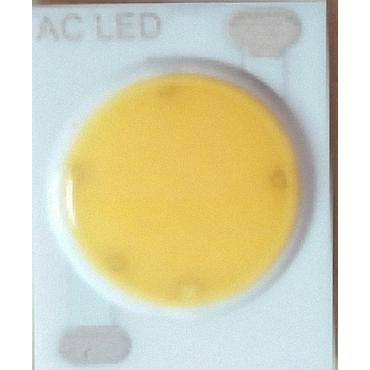 1215 AC COB Ceramic Power LED 3/5/7/9W 110V/220V 12*15/11mm