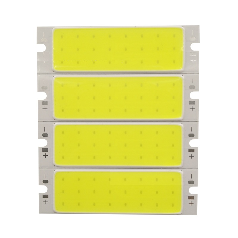 5W LED COB Light Bar Module 62*20mm 12V 400mA White 6500K