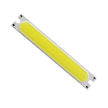 4W LED COB Light Bar Module White 6500K DC 3-3.7V 76*11.5mm