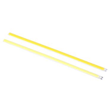 6W LED COB 200*6mm 12V Warm White/White for Car Light DIY
