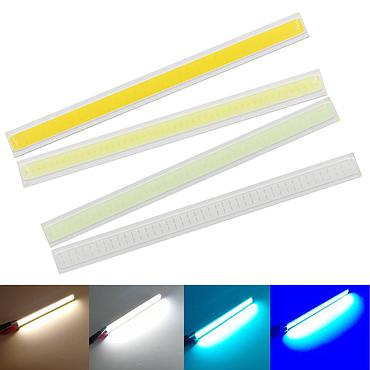 6W LED COB Light Bar Module 170*15mm Warm/Pure White/Red/Blue/Ice Blue DC12V/ 500mA