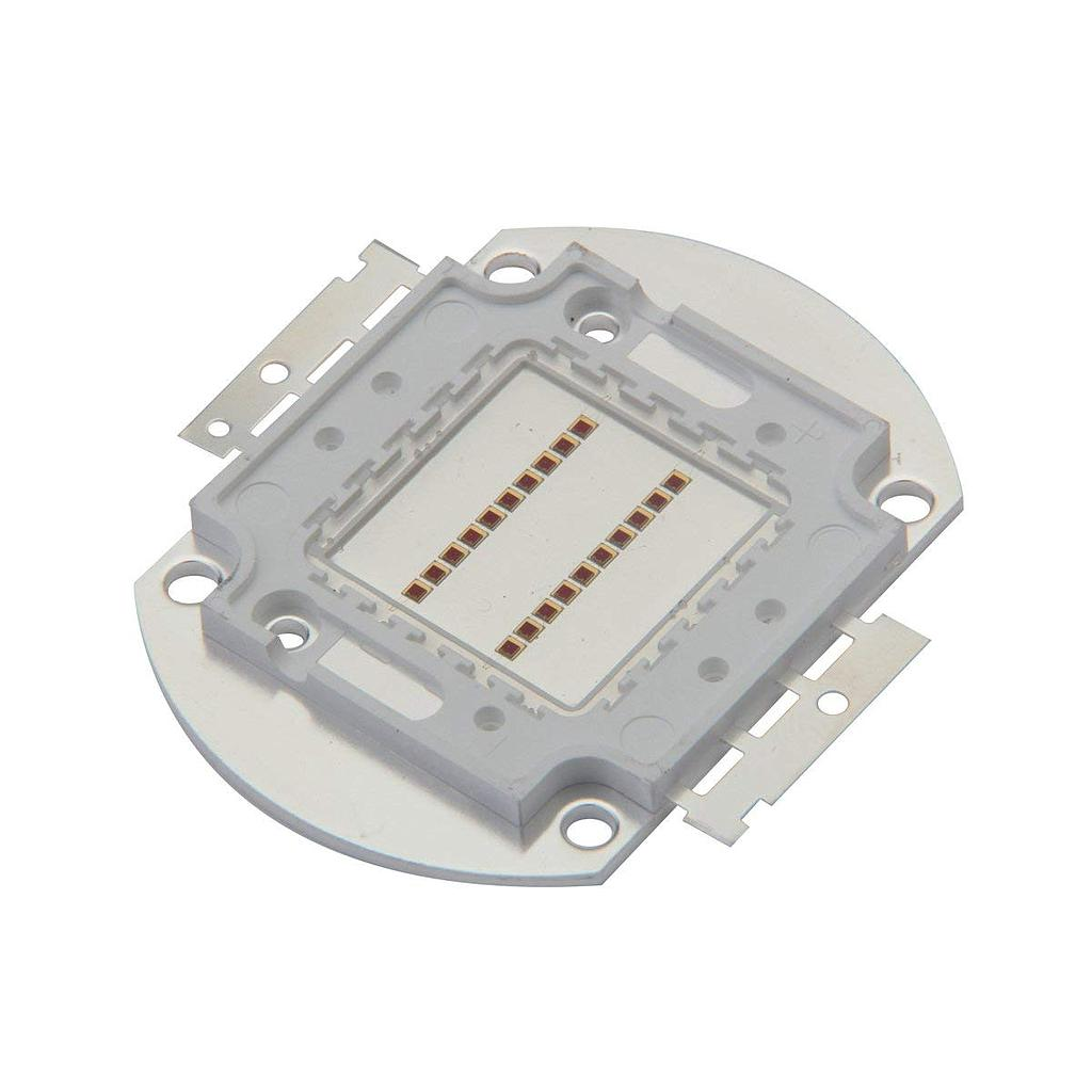 20W High Power LED Emitter UV 365nm/ 370nm/ 380nm/ 390nm/ 400nm/ 410nm/ 420nm