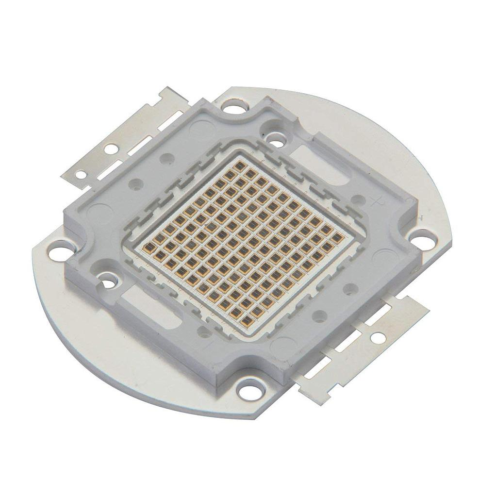100W High Power LED Emitter IR 850nm/ 940nm/ 730nm/ 685-690nm/ 760-770nm