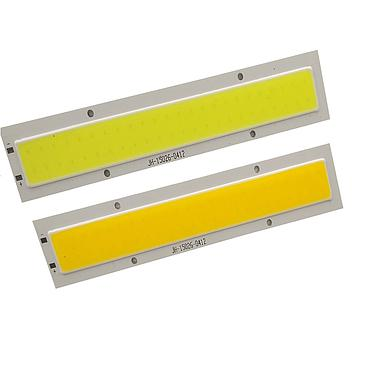 10W LED COB Light Bar Module 150*26mm 12-14V 800mA Warm White/ White