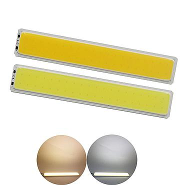 7W LED COB Light Bar Module 150*26mm DC 12V Warm White/ White
