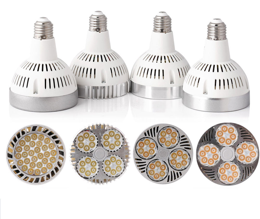 35W 45W E26 E27 OSRAM LED Bulb Lamp AC180V-240V/110V-265V Home Light Aluminum No Dimmable Spotlight