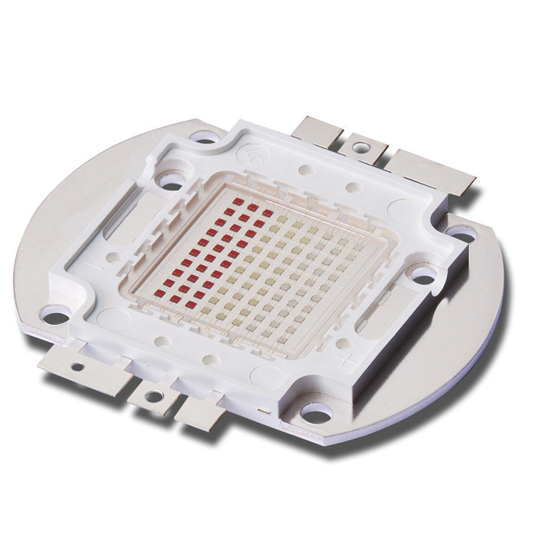 90W RGB Full Color High Power LED 30W for each color