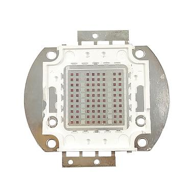 100W High Power LED Emitter Color Red/Blue
