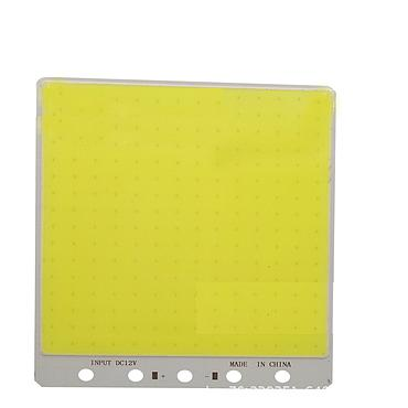 50W LED COB Light Module 140*110mm DC 12V 4A White 6500K