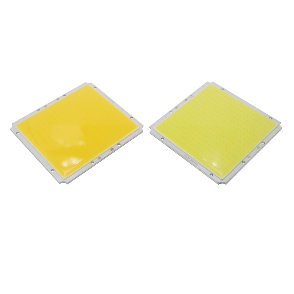60W LED COB Light Module 100*95mm DC 12V 5A White/ Warm White