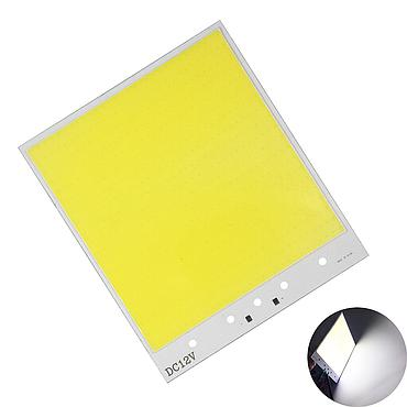 120W LED COB Light Module 210*180mm DC 12-14V 10A White 6500K
