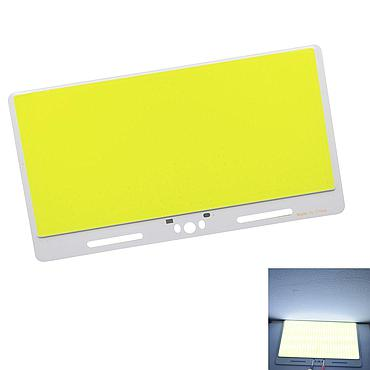 200W LED COB Light Module 220*120mm DC 12V White 6500K