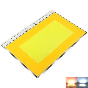 200W LED COB Light Module 310*210mm DC 12V 8000mA Dual Color