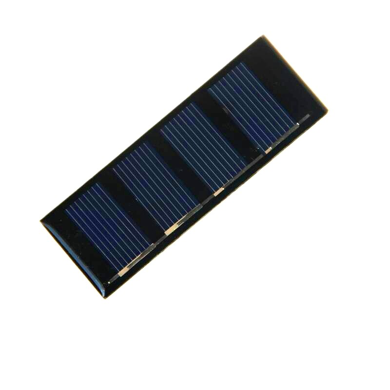 0.2W 2V Polysilicon Epoxy Solar Panel Cell Battery Charger