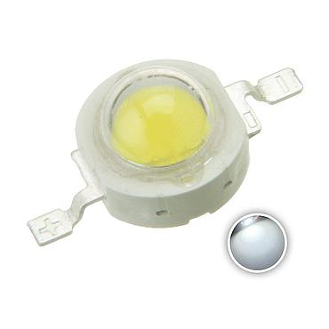 1W High Power LED Emitter White 2700-35000K
