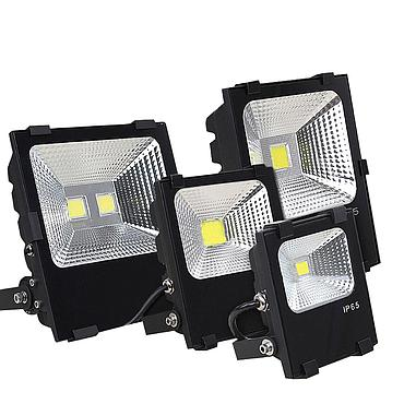 5054 Integrated LED Floodlight 10W 20W 30W 50W 100W 150W 200W Outdoor Lamp AC 85V-268V