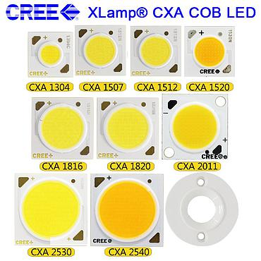 CREE CXA2530 1304 1507 1512 1816 1820 COB LED  Emitter Warm Neutral White