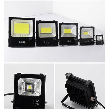 LED Floodlight 10W 20W 30W 50W 100W 150W Outdoor Lighting AC 220V-240V