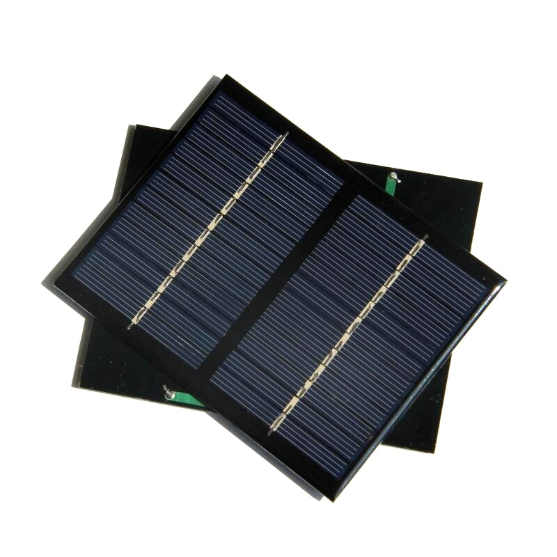 1.5W 12V Polysilicon Epoxy Solar Panel Cell Battery Charger