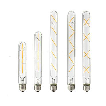 2W 3W 4W 5W 6W 7W 8W E27 T30 LED Edison Bulb 220V Home Light LED Filament Candle Bulb