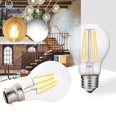 2W 4W 6W E27 E14 G45 LED Edison Bulb AC220V Home Light LED Filament Light Bulb