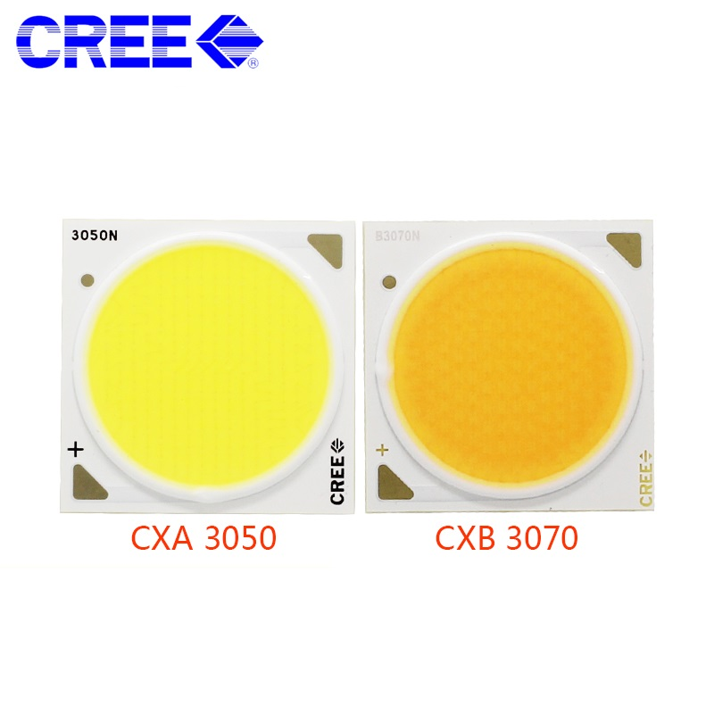 80W 100W 150W CREE CXA3050 CXA3070 CXA3590 COB LED  Emitter Warm Neutral White/ White