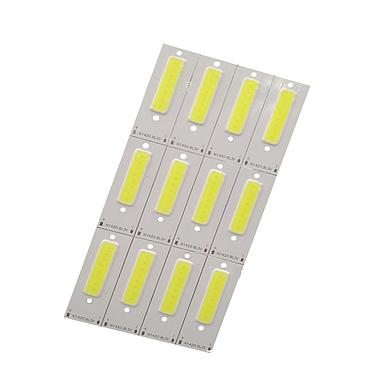 1W LED COB Light Bar Module 3V 300mA White 43*15mm
