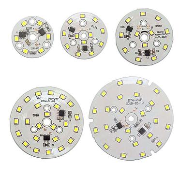3W/5W/7W/9W/12W 32-74mm Led Chip Diode Driverless AC 220V For Downlight Emitting White/Warm White