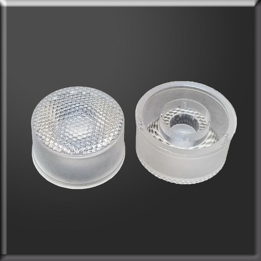 13mm 15mm LED Lens Waterproof Series For SMD 5050 LEDs
