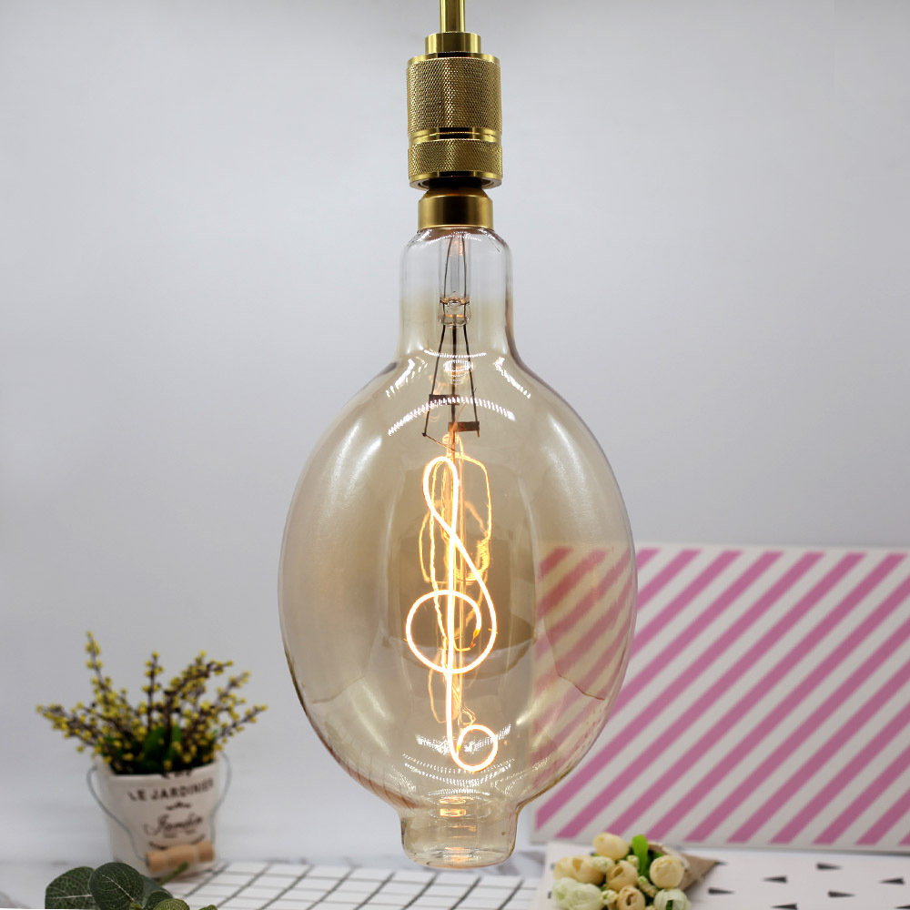 4W E27 BT180 LED Edison Bulb AC85-265V Home Light LED Filament Light Bulb