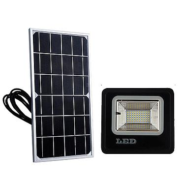 50W 100W 200W 2835 SMD LED Solar Flood Light with Remote Control