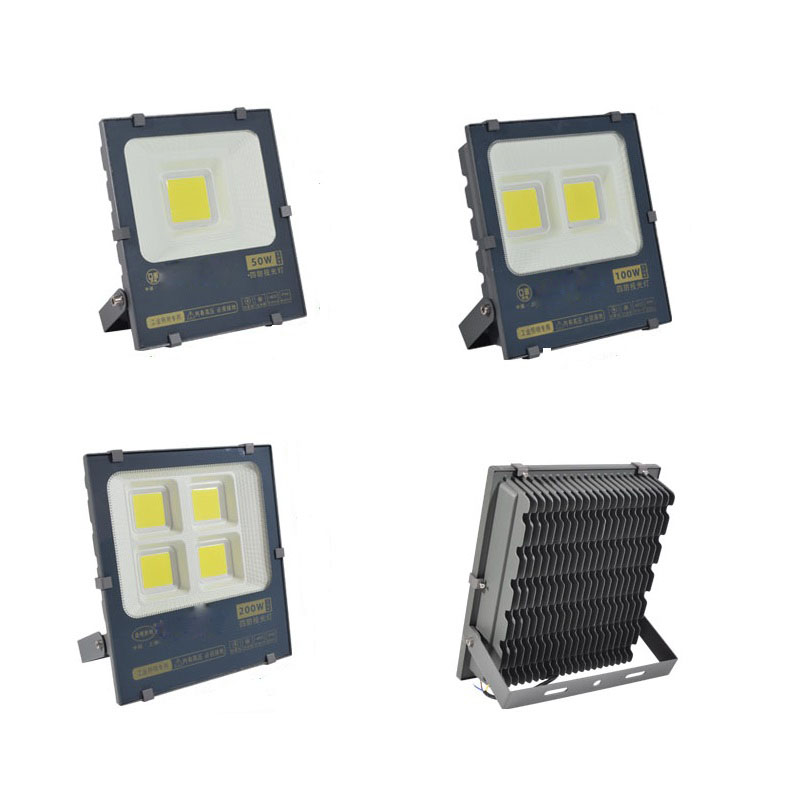 Nano LED Floodlight 50W 100W 150W 200W Outdoor LED Flood Lights