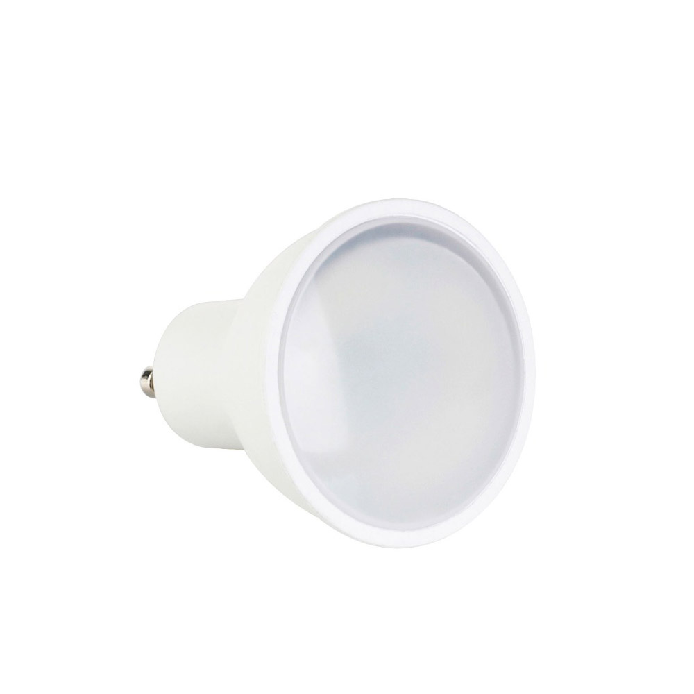 7W GU10 COB LED Bulb Lamp AC85-265V Home Light Aluminum No Dimmable Spotlight