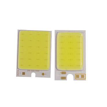 3W LED COB Light Module 36*26mm DC 9-12V 300mA Red White