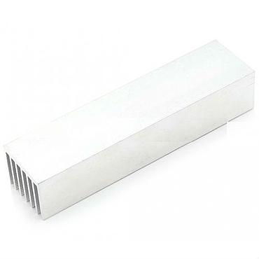 100*27.7*22mm Aluminum Heatsink 20x3W or 60x1W Power LED