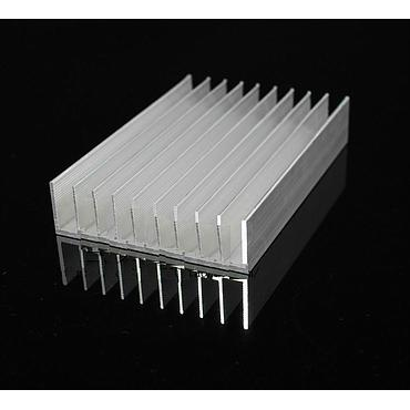 100*76*21mm Aluminum Heatsink Grille Type for 1W/3W Power LED