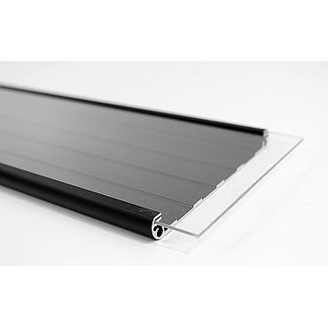 102mm Width Light-transmitting Waterproof Cover Acrylic Plate for S106 Series Aquarium Light