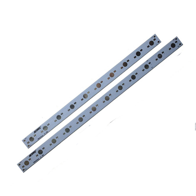10LEDs/12LEDs Strip LED Aluminum Base Plate for Aquarium Lamp
