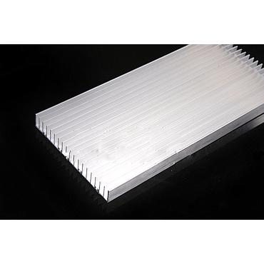 1200*140*20mm Strip Aluminum Heatsink Comb Type for 1W/3W Power LED